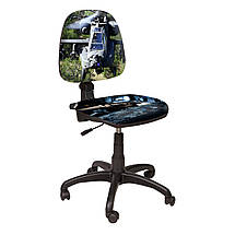 Кресло Бридж Хром Дизайн №17 Вертолёт, фото 3