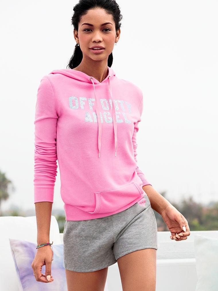 Худи  Victoria's Secret розовая