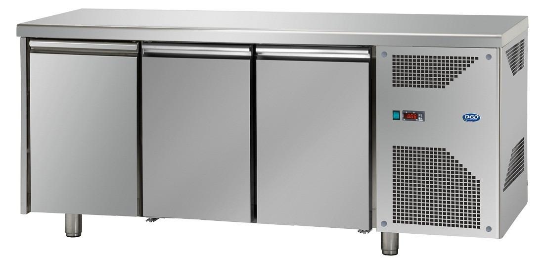 Стол холодильный DGD TF03MIDGN (БН)