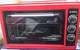 Духовка електрична Асель 50 літрів електродуховка Asel, фото 3