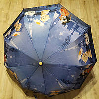 Зонт от дождя полуавтомат в архитектурном стиле