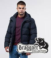 Куртка зимняя стильная Braggart Youth - 25280 синяя