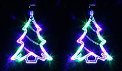 """Новогодняя гирлянда """"Колокольчик,елка,ангелочек"""" 15 LED, фото 3"""