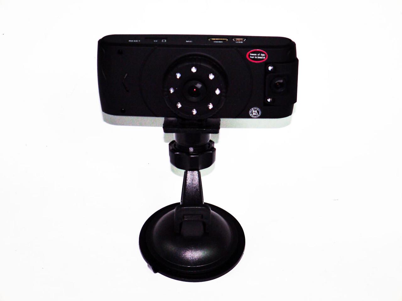 Відеореєстратор DVR H3000 / X6 5MPX +2 Камери