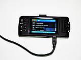 Відеореєстратор DVR H3000 / X6 5MPX +2 Камери, фото 5