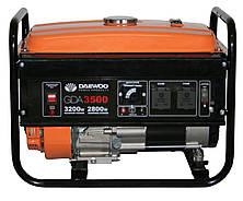 Бензиновая электростанция Daewoo GDA 3500 (3,2 кВт)