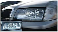 """Skoda Octavia Tour - установка биксеноновых линз Moonlight EVO-2 G5 2,5"""" дюйма (⌀64мм) H1 и ксенона в фары, фото 1"""
