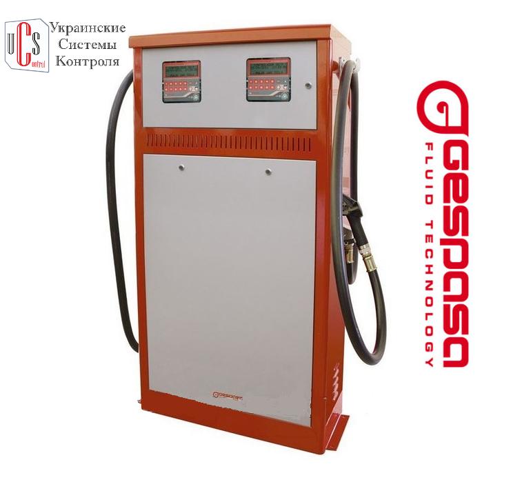 Электронная система контроля и раздачи дизельного топлива SHK-70CD Gespasa (Испания)