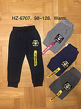 Спортивные брюки утепленные для мальчиков  Active Sport  98-128 р.р.