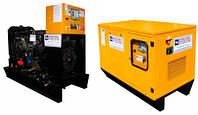 Дизельный генератор KJ Power 5KJT-250