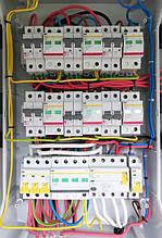 Блок захисту від імпульсних коливань для СЕС 20 кВт