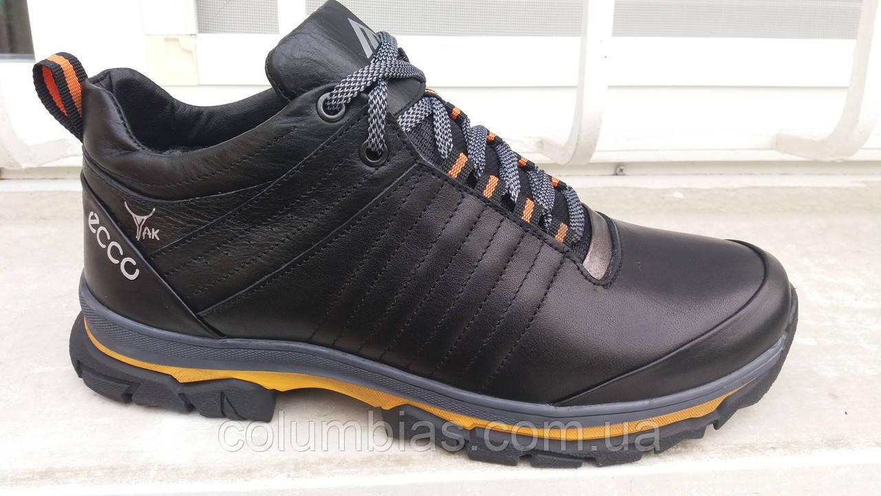 09af96a40204d8 Зимние кожаные кроссовки ботинки ecco: продажа, цена в ...