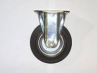 Колесо неповоротное с крепёжной панелью d=125
