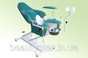 Гинекологическое кресло (механическая регулировка высоты)