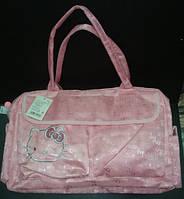 Сумка молодежная Hello Kitty (большая)
