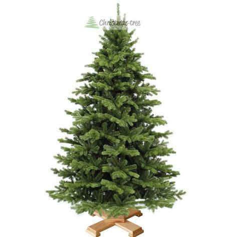 """Елка """"Еловый лес"""" на деревянной подставке 155 + гирлянда в подарок, фото 2"""