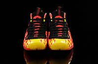 Баскетбольные кроссовки Nike AIR FOAMPOSITE black-orange