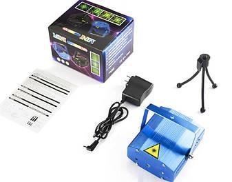 Лазерный проектор с звукоизоляционным датчиком, фото 2