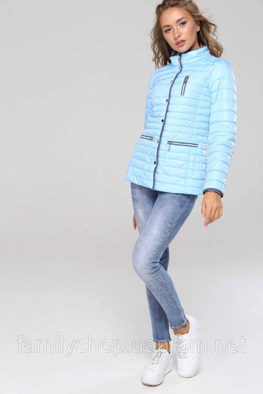 Стильная весенняя куртка Селена Nui Very (Нью вери)