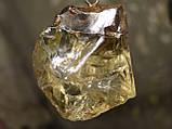 Подвес - самородок из цитрина, фото 3