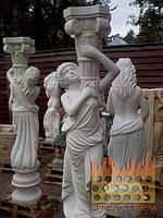 Очистка и защита натурального камня (мрамор, гранит и т.д.), реставрация изделий