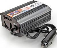Инвертор напряжения 12-220 Вольт 300Вт Gemix INV-300