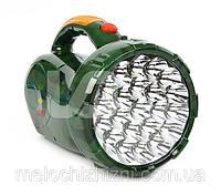 Фонарь аккумуляторный YaJia-2807 LED