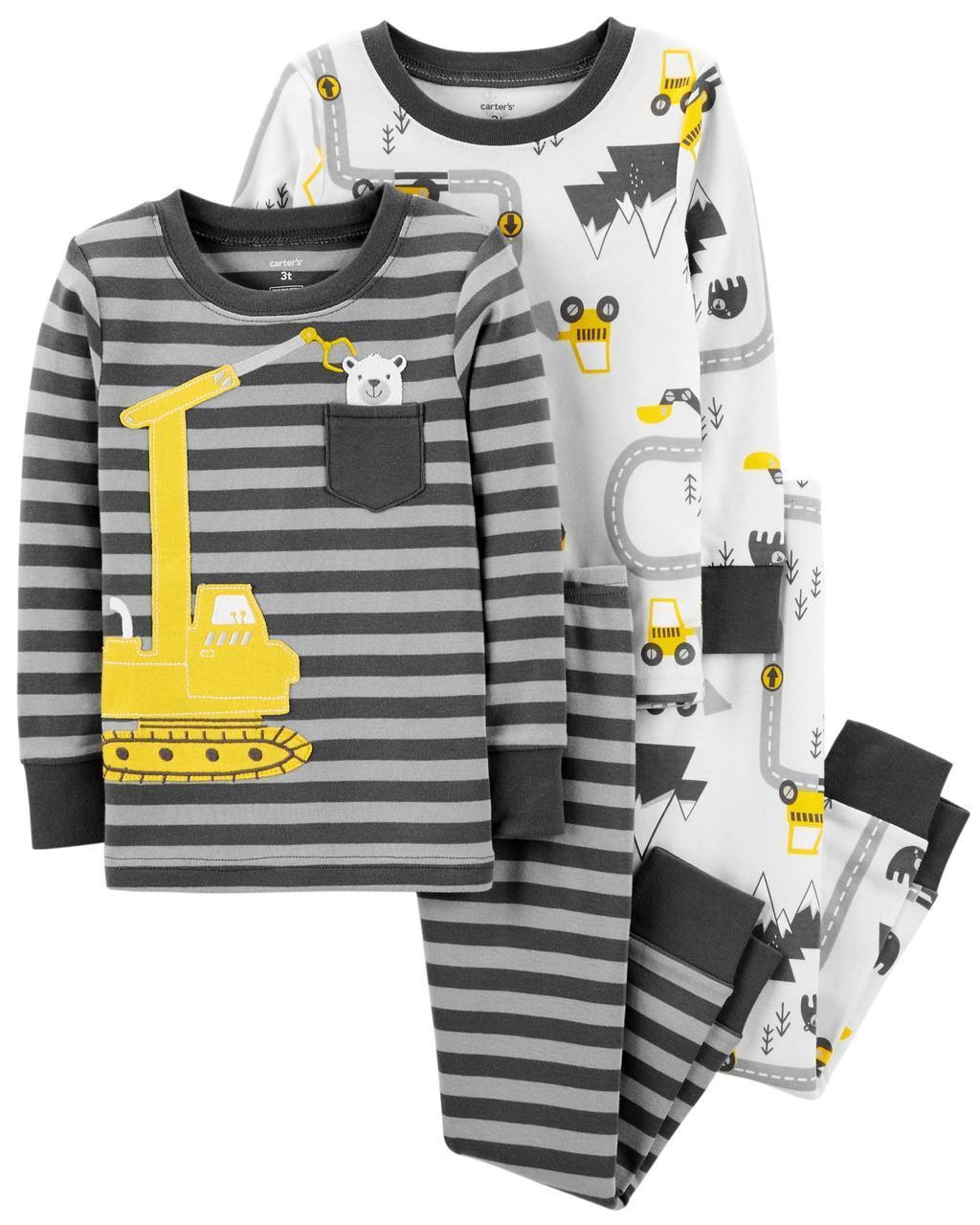 Пижама Картерс (Carter's) для мальчика 5Т