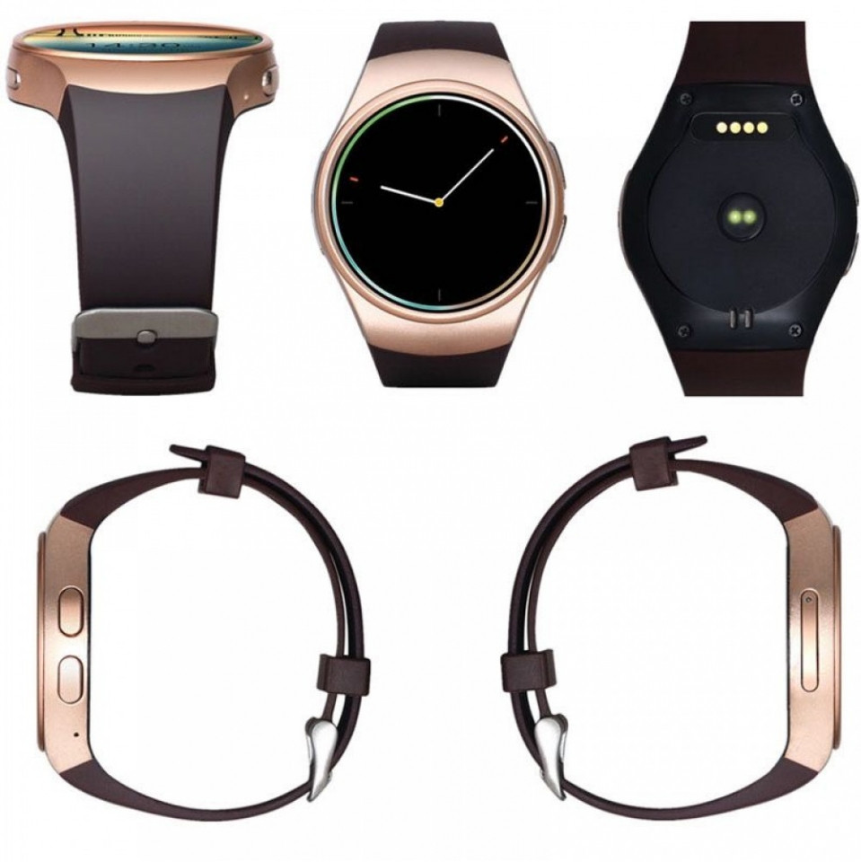 Смарт-часы Smart Watch F13 Gold (KW18)   продажа 6e8397fb5cc15