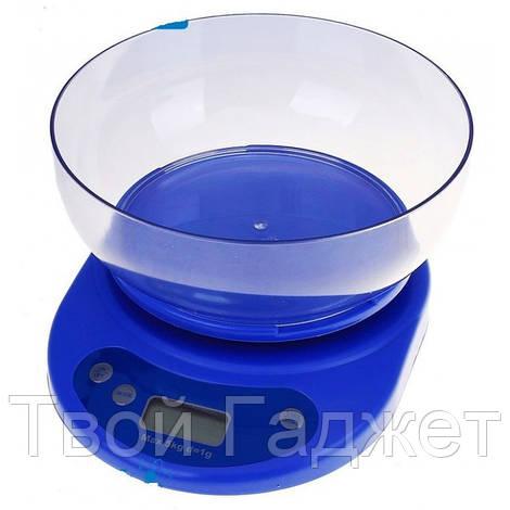 ОПТ/Розница Весы кухонные цифровые с чашей от 0,01 до 5 кг KE-1
