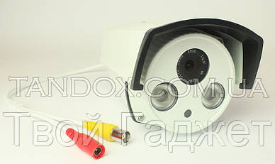 ОПТ/Розница Камера видеонаблюдения аналоговая HK-602 HD с ночным режимом HD 1.3MP