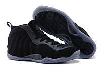 Баскетбольные кроссовки Nike AIR FOAMPOSITE черный, фото 1