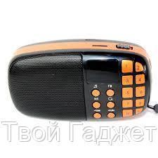 ОПТ/Розница Колонка с USB,SD,FM-приемник с дисплеем и 1-динамиком