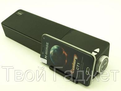 ОПТ/Розница Портативная колонка с часами и подставкой для телефона Bluetooth, USB, SD, FM ATLANFA AT-7900BT