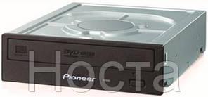 Оптический привод Pioneer DVD-RW SATA DVR-220LBK Black Bulk
