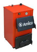 Твердотопливный котел Amica Optima 14 кВт.