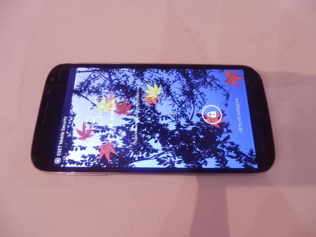 Мобильный телефон Qumo quest 503 black №5335