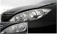 """Toyota Camry XV 30 - установка биксеноновых линз Galaxy G5 2,5"""" в фары"""