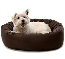 Лежаки і будиночки для собак
