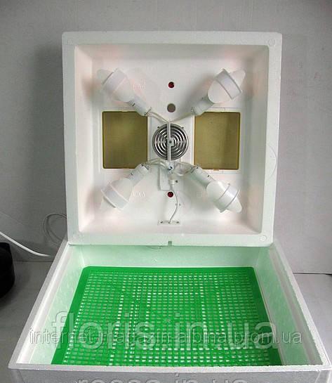 Инкубатор Квочка МИ-30-1 с цифровым дисплеем температуры