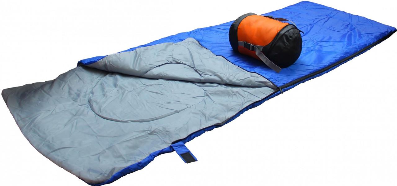 Спальный мешок с подголовником KILIMANJARO SS-06T-020 new для походов и туризма