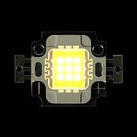 Светодиод 10W  1000-1080Lm  45х45 mil теплый белый, фото 1