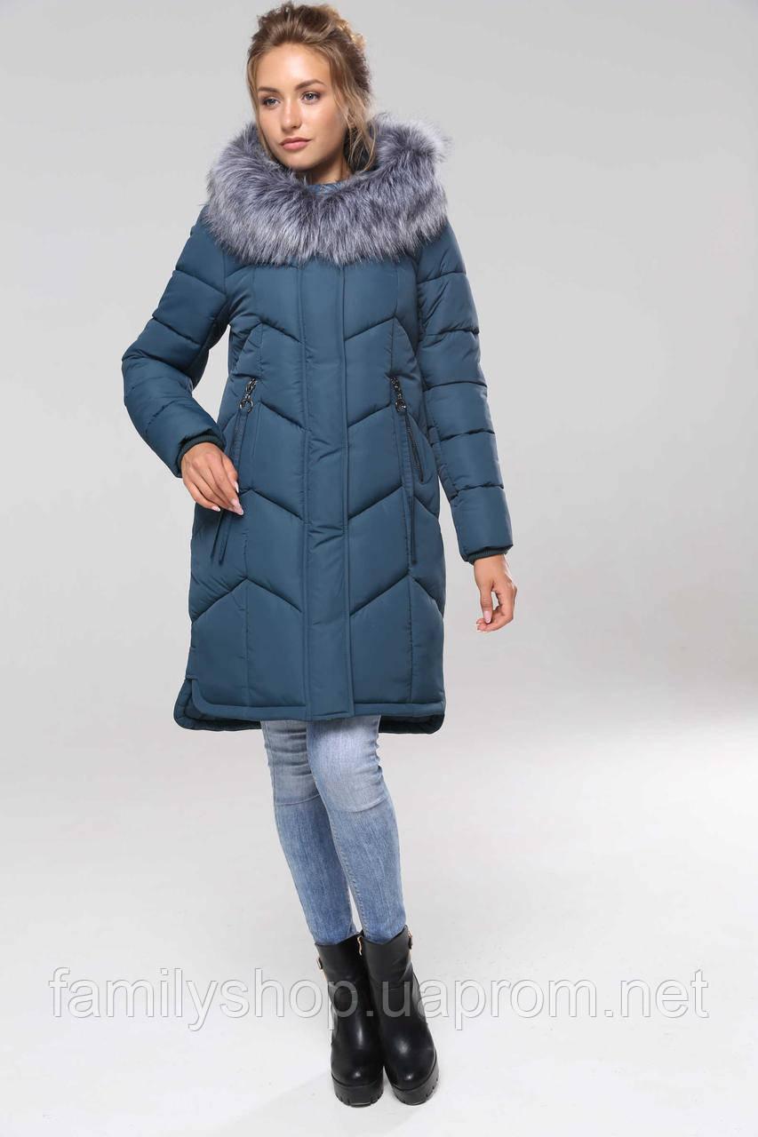 7e3e3f370ce Зимнее женское пальто Флоренция Нью вери (Nui Very) - Интернет-магазин