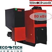 Пеллетный котел Termodinamik серии EKY/S - 80 Вт (отопительный)