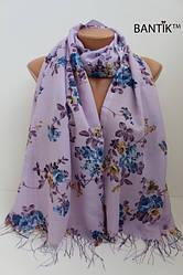 Женские шарфы палантины весна/лето
