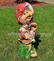 Садовая фигура Малышка, фото 2