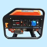 Генератор бензиновый DAEWOO GDA 6800 (5.0 кВт)