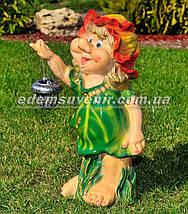 Садовая фигура Кнопочка, фото 2