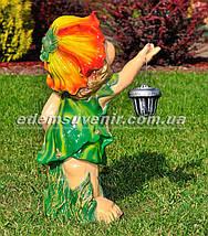 Садовая фигура Кнопочка, фото 3