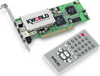 TV/FM-Tuner KWorld TVMP II BB , internal, Conexant CX23880-19